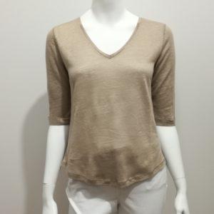 Tee-shirt Romana beige