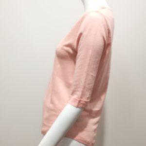 Tee-shirt Romana rose