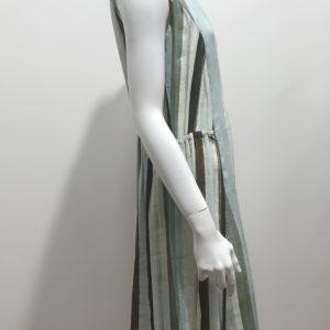 Robe à rayures Bayadères
