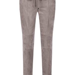 Pantalon original en velours