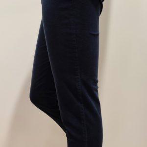 Pantalon en velours bleu